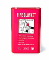 Fire Blanket as supplied by Attic Stairs Ireland